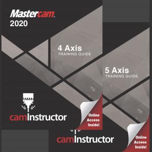 Mastercam 2020 - 4&5 Axis
